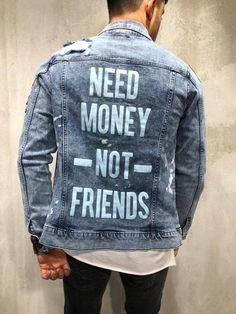3882cbe3bb8  Mensoutfits Denim Jacket Men