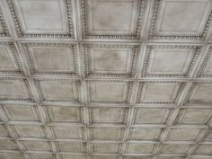 "Decorative Ceiling Tiles, Inc. Store - Cambridge - Faux Tin Ceiling Tile - 24""x24"" -"