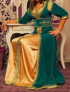 Modele robe kabyle moderne 2015