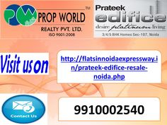resale in prateek edifice (9910002540) noida resale