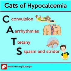 CATS Of Hypocalcemia
