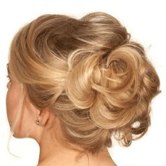 Updo Styles - Hairstyles for weddings and proms