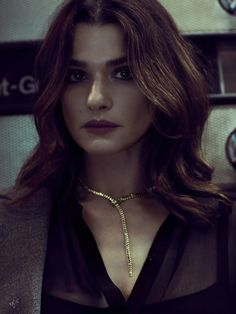 Rachel Weisz – The Violet Files Photoshoot (December 2015)