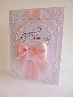Wedding Pearls Card