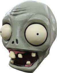 Plants vs Zombies Halloween Costume Mask Child Size or Adult Zombie Halloween Costumes, Fancy Costumes, Halloween Ideas, Zombie Kid, Zombie Party, Plants Vs Zombies, Diy Clay, Clay Crafts, Walmart