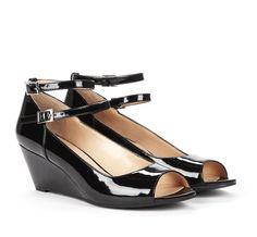 Women's Shoes Logical New Designed Hottest Leaf High Heel Sandals Wedge Metallic Winged Sandal Black White Summer Fashion Dress Shoes Cheap Price High Heels