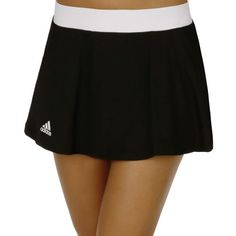 adidas Club Skort Women - Black, White