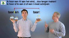 Staal categorie 8: langermaakwoord Spelling, Teaching, Youtube, School, Languages, Dutch, Dyslexia, Idioms, Dutch Language