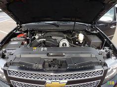 2014 Chevrolet Tahoe Engine