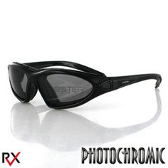 Road Master Convertible, Black Frame, Photochromic Lens