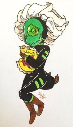 (Steven Universe) Semi-Corrupt Centipeetle by MerbiiKun