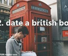 ...cause I love their accents :)