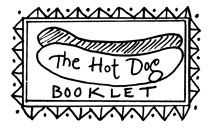 The Hot Dog Booklet. minibooks for lapbooking