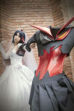 GoBoiano - Don't Lose Your Way With These 54 Amazing Kill la Kill Cosplays