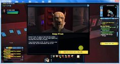 Star Trek Online: Surface tension mission with Tim Russ