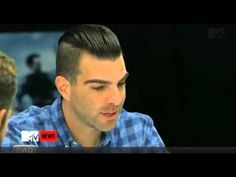 Zachary Quinto reading funny sentences in Spock's voice - OMG I'm legitimatly crying!! This should be waaaay longer.