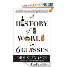 Homebrew Finds: A History of the World in 6 Glasses Kindle Edition - $2.99 (Save $5.52)