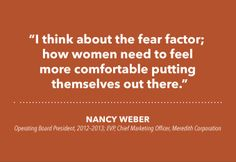 Nancy Weber, past NYWICI President (2012-2013) and CMO of Meredith Corporation. Read the Connect Newsletter here: http://www.nywici.org/blogs/connect-newsletter