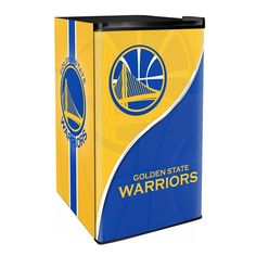 Use this Exclusive coupon code: PINFIVE to receive an additional 5% off the Golden State Warriors Primary Counter Height Refrigerator at SportsFansPlus.com