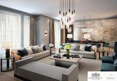 Amazing, luxury design inspiration, exclusive, beautiful interiors. More inspiration: http://www.bocadolobo.com/en/inspiration-and-ideas/