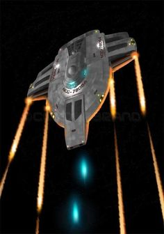 Not a trekkie but love the ship concepts and scenes of classic Star Trek movies. Science Fiction, Starfleet Ships, Pintura Exterior, Starship Concept, Star Trek Starships, Sci Fi Ships, Star Wars, Star Trek Ships, Star Trek Universe