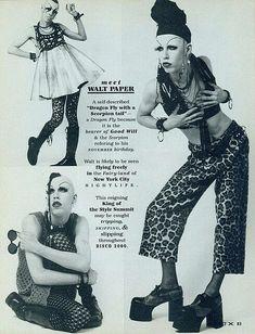 Walt Paper  Project X Magazine