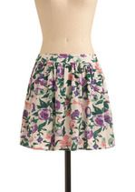 this skirt makes me miss summer...