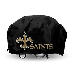 Deluxe Grill Cover - New Orleans Saints
