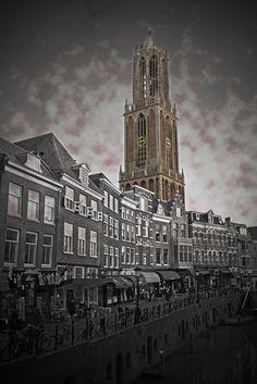 Utrecht, Empire State Building, School