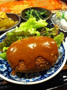 Tajima beef croquette