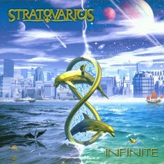 Saved on Spotify: Hunting High And Low by Stratovarius