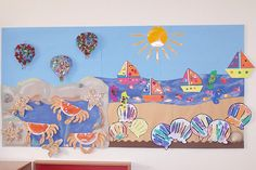 i decorated my classroom for a thematic unit | Welcome+back+to+school+bulletin+boards+for+preschool