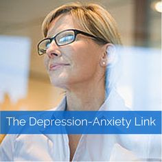 Half of all people with depression also experience anxiety. Here's how to spot anxiety and manage both mental health conditions.