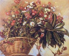 Imagen de http://uploads8.wikiart.org/images/zinaida-serebriakova/a-basket-with-flowers-1934.jpg.