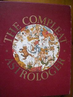 "**OVERSIZE 133.5 P223c** This book is not simply complete, but COMPLEAT, so you know it's authoritative. Learn how different body parts are connected to the planets (saturn is connected with the gall bladder) and includes the ""first ever Atlas of Astrology explaining in Full Colour the Secrets of Celestial Mechanics."" This book is so mysterious it has no pub. date, but by the fonts it looks to be from the late 60s (no surprise there)."