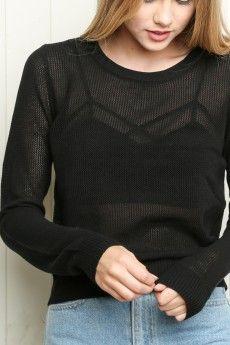 Aliya Knit