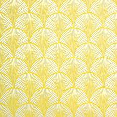 Wallpaper Nippon Yellow