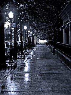 rainy days- love these days.