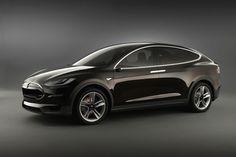 Introducing the 2014 Tesla Motors Model X