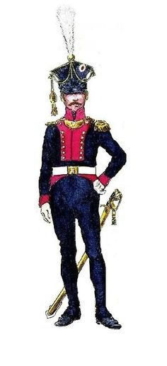 Oficer II Legii 1807 Napoleonic Wars, Warsaw, Swords, Samurai, Weapons, Armour, Fun, France, Historia