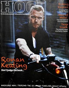 Ronan Keating, from Boyzone (singer, Ireland) #Boyzone