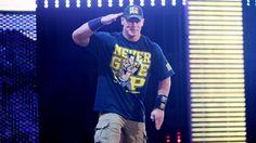 John Cena Monday Night Raw 1/21/13