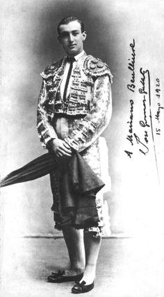"JOSE GOMEZ ""GALLITO"" - 1920"