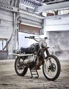 Cafe Racer Pasión — BMW Scrambler by Fuel Motorcycles Bmw Cafe Racer, Cafe Racers, Moto Cafe, Brat Cafe, Bmw Scrambler, Enduro, Bmw Motorcycles, Vintage Motorcycles, Custom Motorcycles
