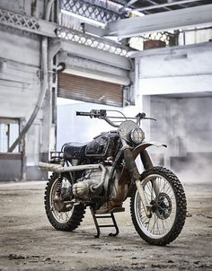 BMW-R100/7 Scrambler by Fuel Bespoke Motorcycles.