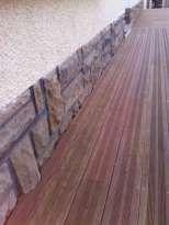 aménagement extérieur terrasses assainissement Puygouzon BTBJ Didier