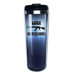 Tqlah War Never Changes Tumbler Travel Mug * Find out more about the great product at the image link. (Note:Amazon affiliate link)