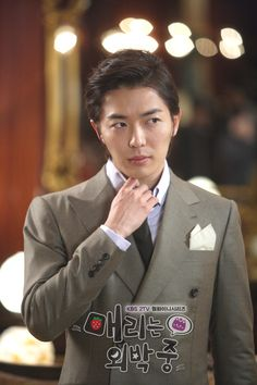 kim jae wook. Can he please get the girl in a drama? He is such a good actor and so attractive