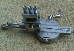 Dream Cutter - Compound Radial Machine: