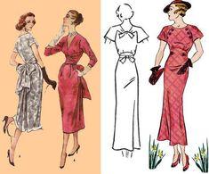 vintage sewing patterns - Buscar con Google